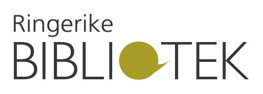 Logo Ringerike bibliotek