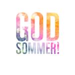 Illustrasjon god sommer