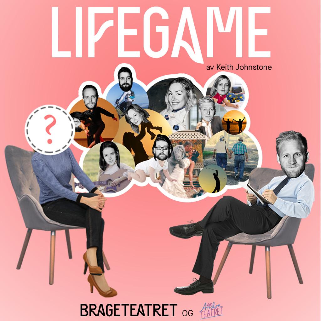 Plakatfoto Lifegame
