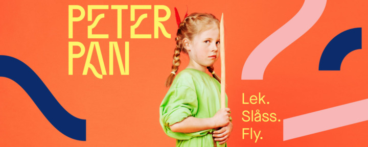 Peter Pan plakatbilde